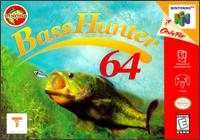 Caratula de In-Fisherman Bass Hunter 64 para Nintendo 64