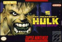 Caratula de Incredible Hulk, The para Super Nintendo