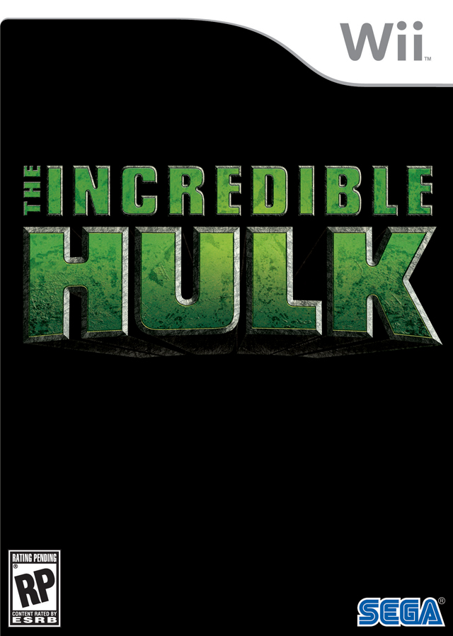 Caratula de Incredible Hulk, The para Wii
