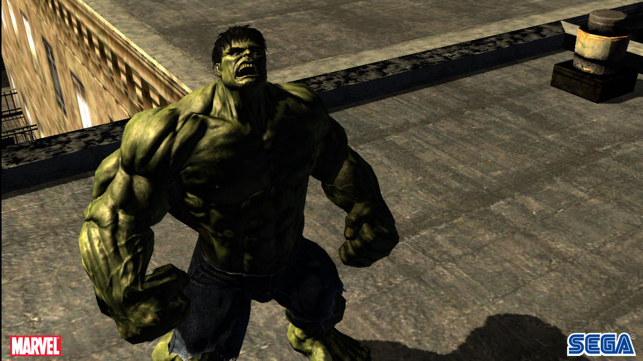 Pantallazo de Incredible Hulk, The para Xbox 360