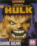 Caratula nº 212025 de Incredible Hulk, The (253 x 365)
