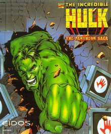 Caratula de Incredible Hulk: The Pantheon Saga, The para PC