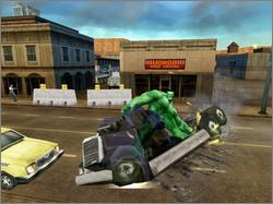 Pantallazo de Incredible Hulk: Ultimate Destruction, The para Xbox
