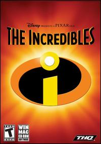 Caratula de Incredibles, The para PC