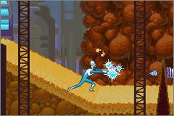 Pantallazo de Incredibles: Rise of the Underminer, The para Game Boy Advance