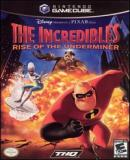 Caratula nº 20838 de Incredibles: Rise of the Underminer, The (200 x 279)