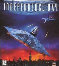 Caratula de Independence Day para PC