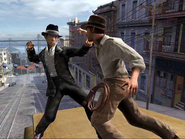Pantallazo de Indiana Jones Next Gen para Xbox 360