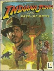 Caratula de Indiana Jones and the Fate of Atlantis para Spectrum