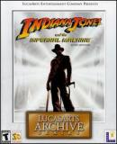 Caratula nº 57029 de Indiana Jones and the Infernal Machine [LucasArts Archive Series] (200 x 245)