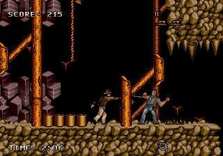Pantallazo de Indiana Jones and the Last Crusade para Sega Megadrive