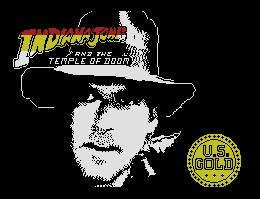 Pantallazo de Indiana Jones and the Temple of Doom para MSX