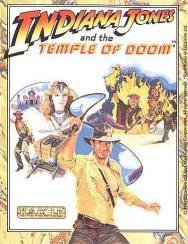 Caratula de Indiana Jones and the Temple of Doom para Spectrum