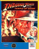Carátula de Indiana Jones and the Temple of Doom