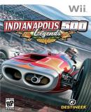 Caratula nº 118151 de Indianapolis 500 Legends (328 x 467)