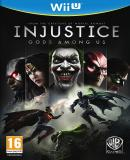 Carátula de Injustice Gods Among Us