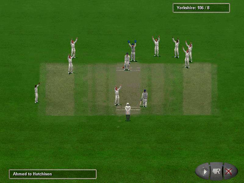 Pantallazo de International Cricket Captain European para PC