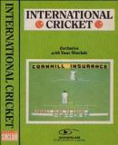 Caratula nº 103435 de International Cricket (213 x 275)