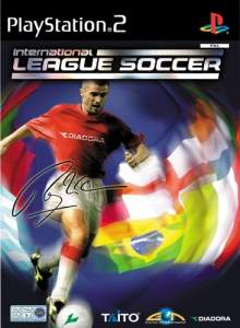 Caratula de International League Soccer para PlayStation 2