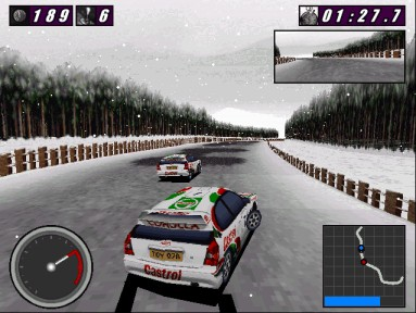 Pantallazo de International Rally Championship para PC
