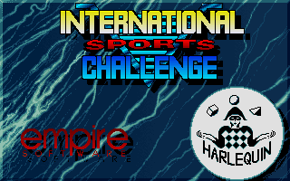 Pantallazo de International Sports Challenge para PC