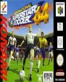 Carátula de International Superstar Soccer 64