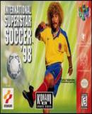 Caratula nº 34010 de International Superstar Soccer '98 (200 x 138)