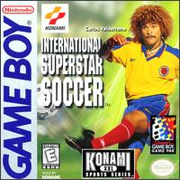 Caratula de International Superstar Soccer para Game Boy