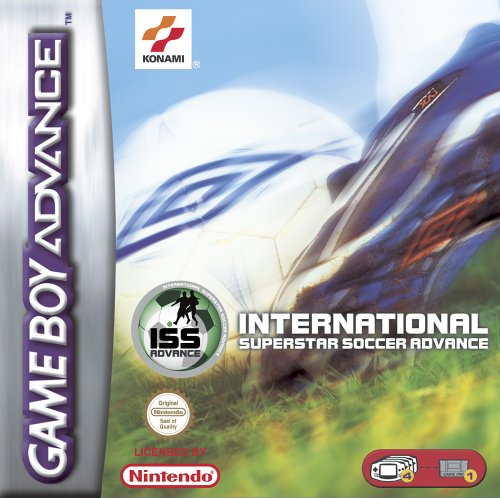 Caratula de International Superstar Soccer para Game Boy Advance