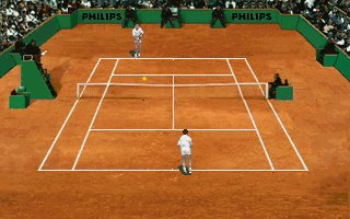 Pantallazo de International Tennis Open para PC
