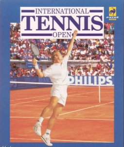 Caratula de International Tennis Open para PC