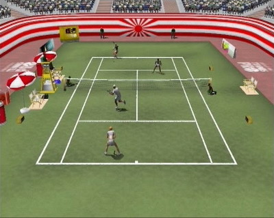 Pantallazo de International Tennis Pro para PC