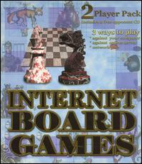 Caratula de Internet Board Games para PC