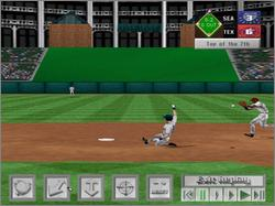 Pantallazo de Interplay Sports Baseball Edition 2000 para PC
