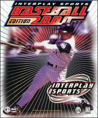 Caratula de Interplay Sports Baseball Edition 2000 para PC