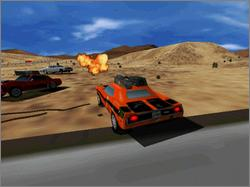 Pantallazo de Interstate 76: Gold Edition para PC