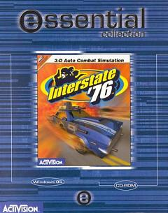 Caratula de Interstate 76 para PC