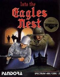 Caratula de Into the Eagle's Nest para Spectrum