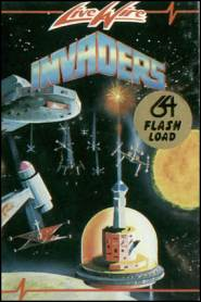 Caratula de Invaders 64 para Commodore 64