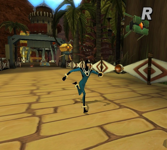 Pantallazo de Iridium Runners para PlayStation 2