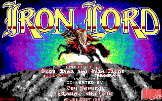 Pantallazo de Iron Lord para PC