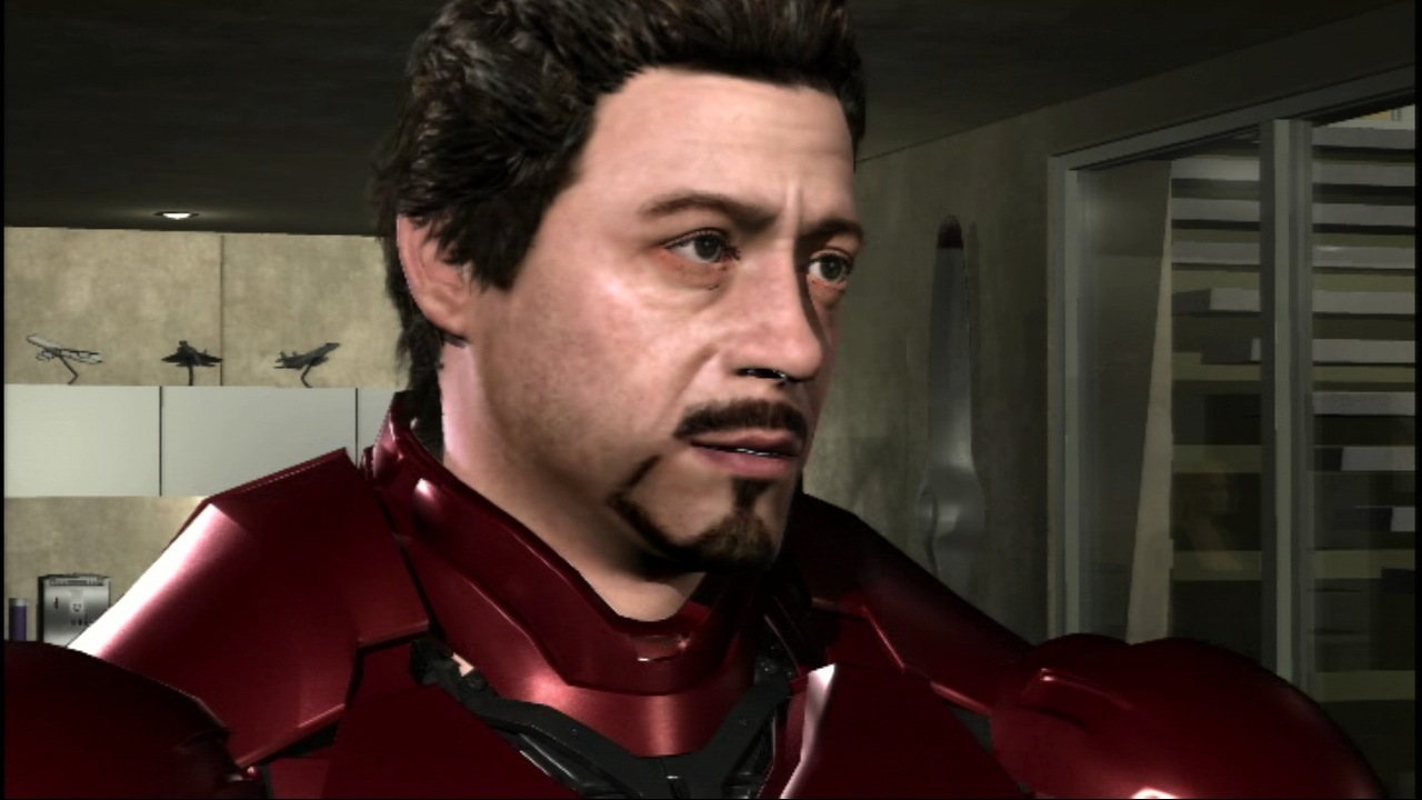 Pantallazo de Iron Man para PlayStation 3