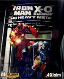 Carátula de Iron Man/X-O Manowar in Heavy Metal