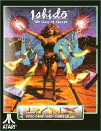 Caratula de Ishido: The Way of Stones para Atari Lynx