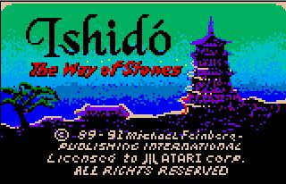 Pantallazo de Ishido: The Way of Stones para Atari Lynx