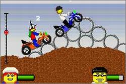Pantallazo de Island Xtreme Stunts para Game Boy Advance