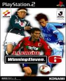 Carátula de J-League Winning Eleven 6 (Japonés)