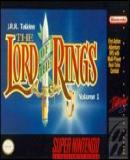 Carátula de J.R.R. Tolkien's The Lord of the Rings, Volume 1