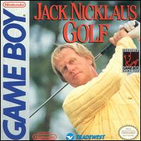 Caratula de Jack Nicklaus Golf para Game Boy