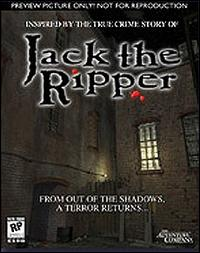 Caratula de Jack the Ripper (2004) para PC